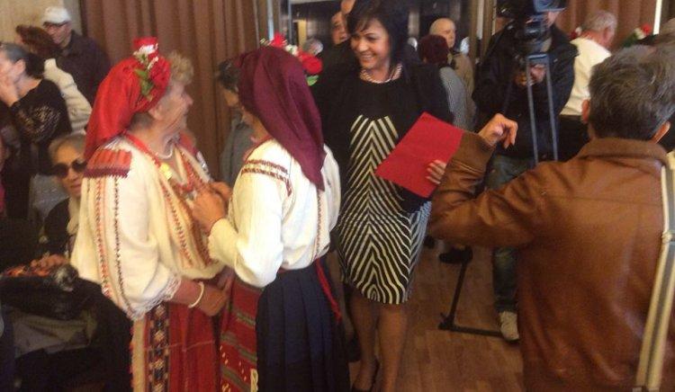 Корнелия Нинова: Наш дълг към възрастните е да върнем децата и внуците им в България