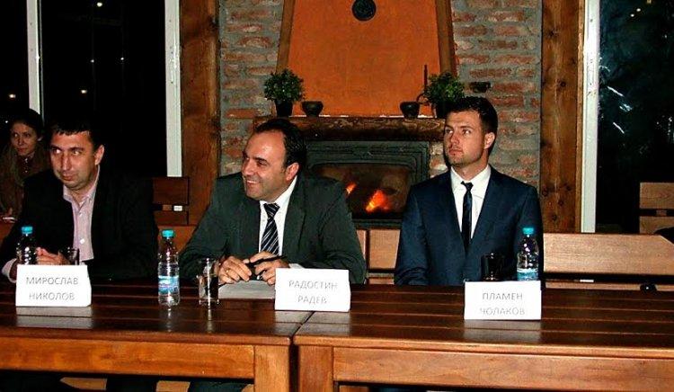 Радостин Радев обеща Обществен съвет, който да участва в управлението на Костенец